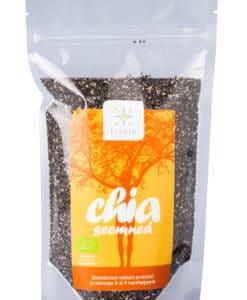 Chia seemned (Salvia hispanica) on väga kõrge energiaväärtusega tuntud jõutoit juba iidsete asteekide ajast alates. Superhea toit diabeetikutele !