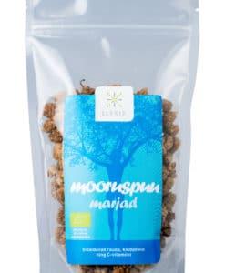 Mooruspuu marjad annavad üldist elujõudu ja kaitsevad Sinu närvisüsteemi, toniseerivad neerude tööd ja parandavad vere kvaliteeti.