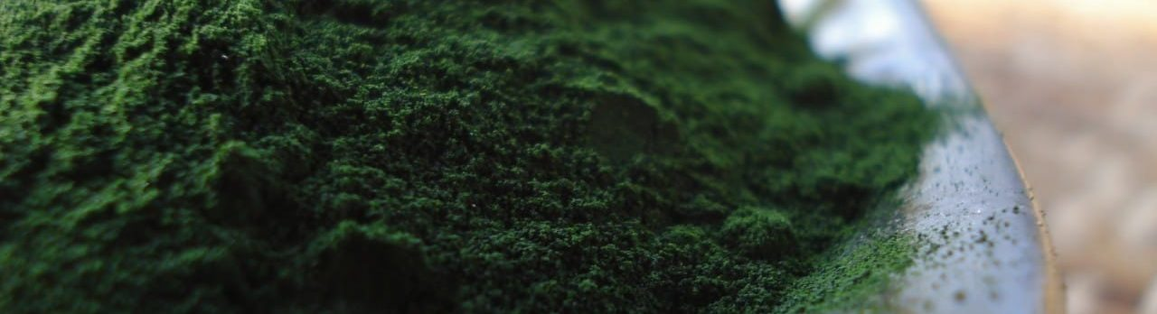 Klorella pulber klorofüll, raud, mineraalained