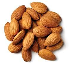 mandlid mahedad, hea vitamiin E allikas