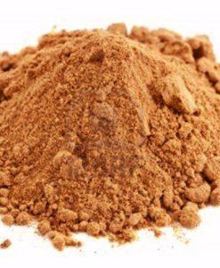camu camu pulber sisaldab märkimisväärsel hulgal tsinki ja C-vitamiini.